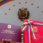 Consignan ante la AN el proyecto de presupuesto para 2022