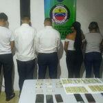 Detienen a seis personas en Carabobo por trata de niñas y adolescentes