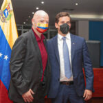 Presidente de la FIFA Gianni Infatino visita Venezuela