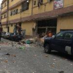 Reportan fuerte explosión en un edificio en Artigas